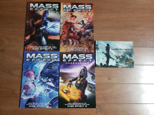 Lot Mass effect livre