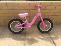 """Specialized hot walk girls balance bike 12"""""""
