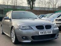 2009 BMW 5 Series 2.0 520d M Sport Business Edition Touring 5dr Estate Diesel Au