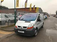 Renault Trafic 1.9TD SL27dCi 100 77k miles