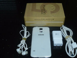 Sale of Samsung Galaxy S5 16GB + 4GB SDCard Kitchener / Waterloo Kitchener Area image 3