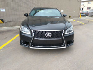 2014 LEXUS LS 460 F SPORT - FOR SALE