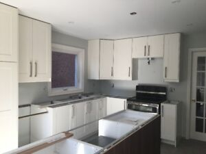 Cabinets Installer Toronto - IKEA Kitchen Installation