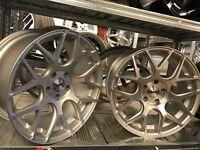 "19"" riviera alloy wheels Alloys Rims tyre tyres BMW 1 2 3 4 5 series 5x120 Vw Volkswagen transporter"