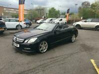 2013 Mercedes-Benz E Class E220 2.1 CDI BLUEEFFICIENCY AMG SPORT,BLACK LTH,SAT N