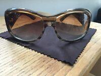 GUCCI Authentic Ladies Sunglasses Tortoiseshell