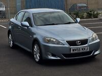 2006 LEXUS IS220D FULLY LOADED LEATHER LOVELY CAR INSIDE OUT PX IS220 IS 220