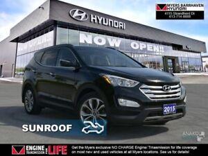 2015 Hyundai Santa Fe Sport 2.0T SE  - Sunroof - $91.56 /Wk