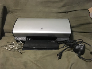 HP Printer - Deskjet D4260