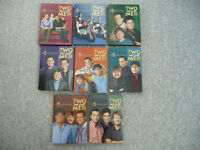 Two and a Half Men on DVD - Seasons 1 thru 8 - The Charlie Years