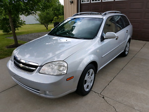 2007 Chevy Optra LS wagon CERTIFIED AND ETESTED