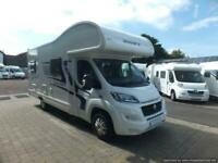 Swift Escape 686 6 Berth Motorhome