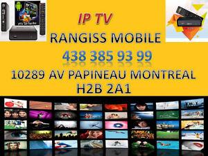 IP TV RANGISS MOBILE VENDEUR AGRÉÉ TALFAZA