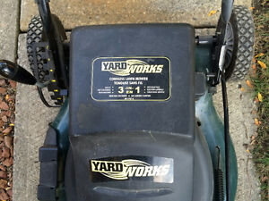 Electrical lawnmower for sale London Ontario image 3