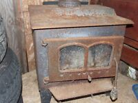CSA APPROVED WOODSTOVE;  Sale/trade
