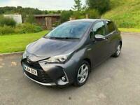 2014 (64) Toyota Yaris 1.5 Automatic CVT Icon Hybrid Grey