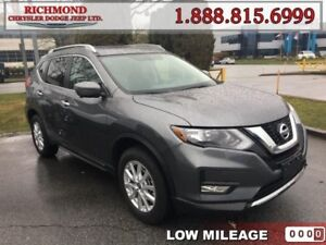 2017 Nissan Rogue   - Low Mileage