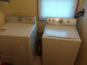 Washer and dryer combo