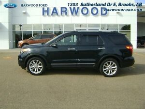 2014 Ford Explorer Limited   - $253.91 B/W