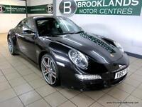 Porsche 911 CARRERA 4S COUPE S [5X PORSCHE SERVICES, SAT NAV, LEATHER, HEATED SE
