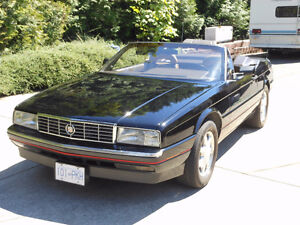 Allante Cadillac Convertible