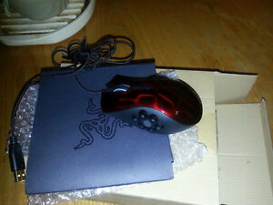 Refurbished Razer Naga Hex
