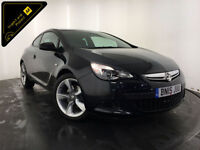 2015 VAUXHALL ASTRA GTC SPORT CDTI DIESEL COUPE 163 BHP FINANCE PX WELCOME