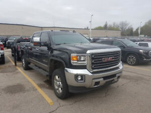 2015 2500 HD Sierra SLT Diesel - Family owned !