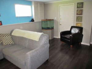 2-bedroom spacious basement apartment All inclusive