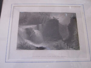 "J.T. Willmore & W.H. Bartlett ""Steel Engraving"" Prints---Nice"