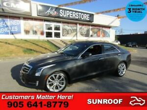 2014 Cadillac ATS 2.0 Turbo Performance  AWARENESS-PKG MAN. BOSE