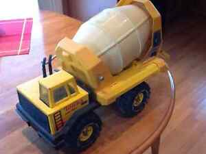 Tonka Turbo-Diesel Cement Truck