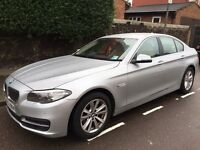63 plate New edition BMW 5 series 520d special edition