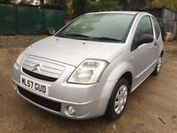 2007 Citroen C2 1.1i Cool, 1 Owner from new, 71,000 Miles, FSH, Superb