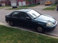 Honda civic 99 special edition for sale