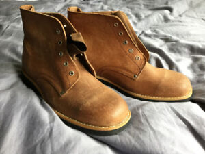 New men's boots, made in Portugal
