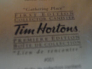 Tim Hortons collectible limited edition metal canister scenery London Ontario image 3