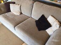 Next 2 seater sofa.