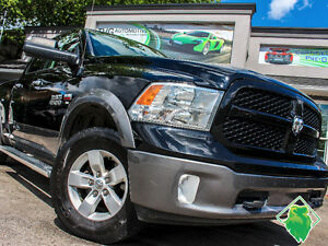 150 SALE!! '13 Ram 1500 Outdoorsman+Screen+HEMI+4X4! $150/Pmts!!
