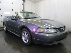 Ford Mustang 2dr Convertible 2001