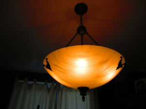 2 Grande Luminaire Chandelier ... 2 Large Light Fixtures