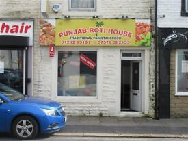 Established Fast Hot Food Takeaway Business For Sale - Main Road Location - Flat Upstairs Included
