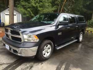2014 Dodge Power Ram 1500 Pickup 4x4 Truck EXTRAS WARRANTY