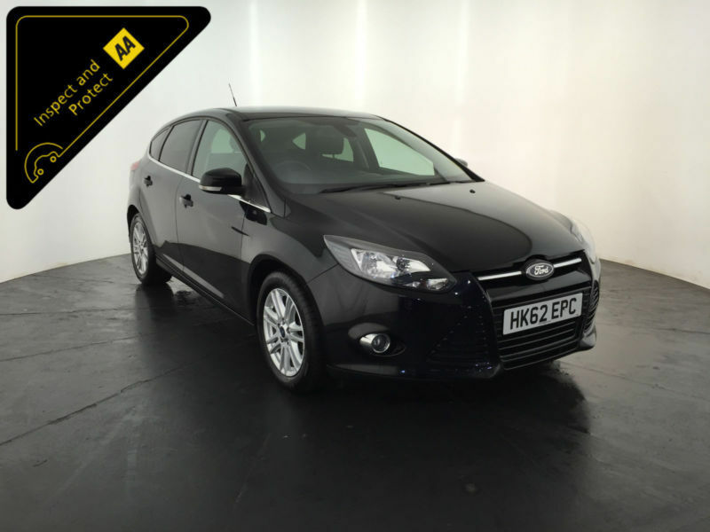 2013 FORD FOCUS TITANIUM TURBO 5 DOOR HATCHBACK FINANCE AVAILABLE PX WELCOME