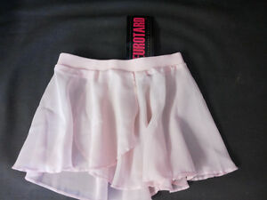 Ballet Dancewear -PULL ON Georgette Wrap skirt- Brand NEW!