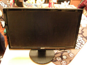 ACER computer monitor-$25