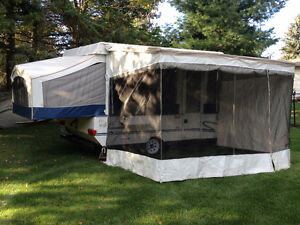 2001 Jayco Eagle SG-10 tent trailer