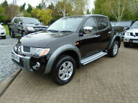 2006 Mitsubishi L200 2.5 DI-D Double Cab Pickup Auto Animal (78000 MILES) NO VAT
