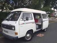 VW T25 Campervan £8,995 ono