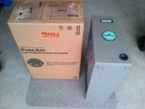 Lennox Pure Air Furnace Mount Air Purifier
